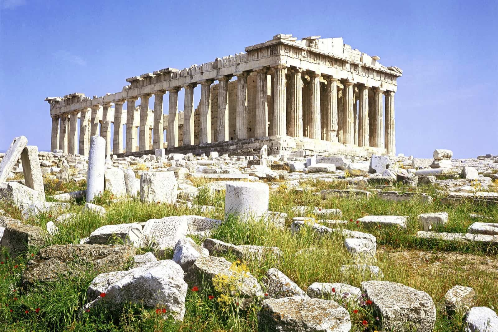 Acropolis Parthenon - Greece Family Vacation