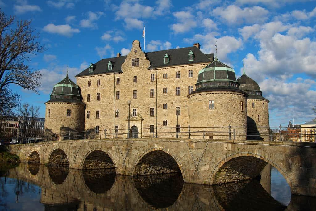 Örebro Castle - Best Castles To Visit in Europe