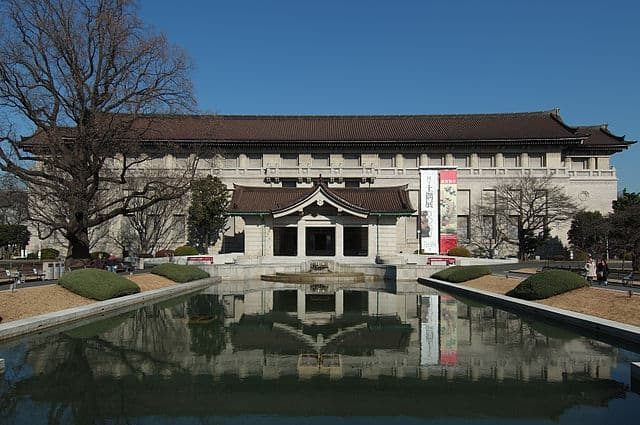 Tokyo National Museum - Best Things to do in Tokyo