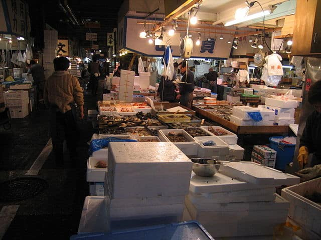 Tsukiji Market - Best Things to do in Tokyo