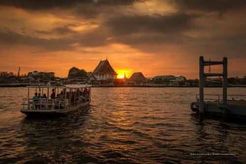 River Ferry, Bangkok