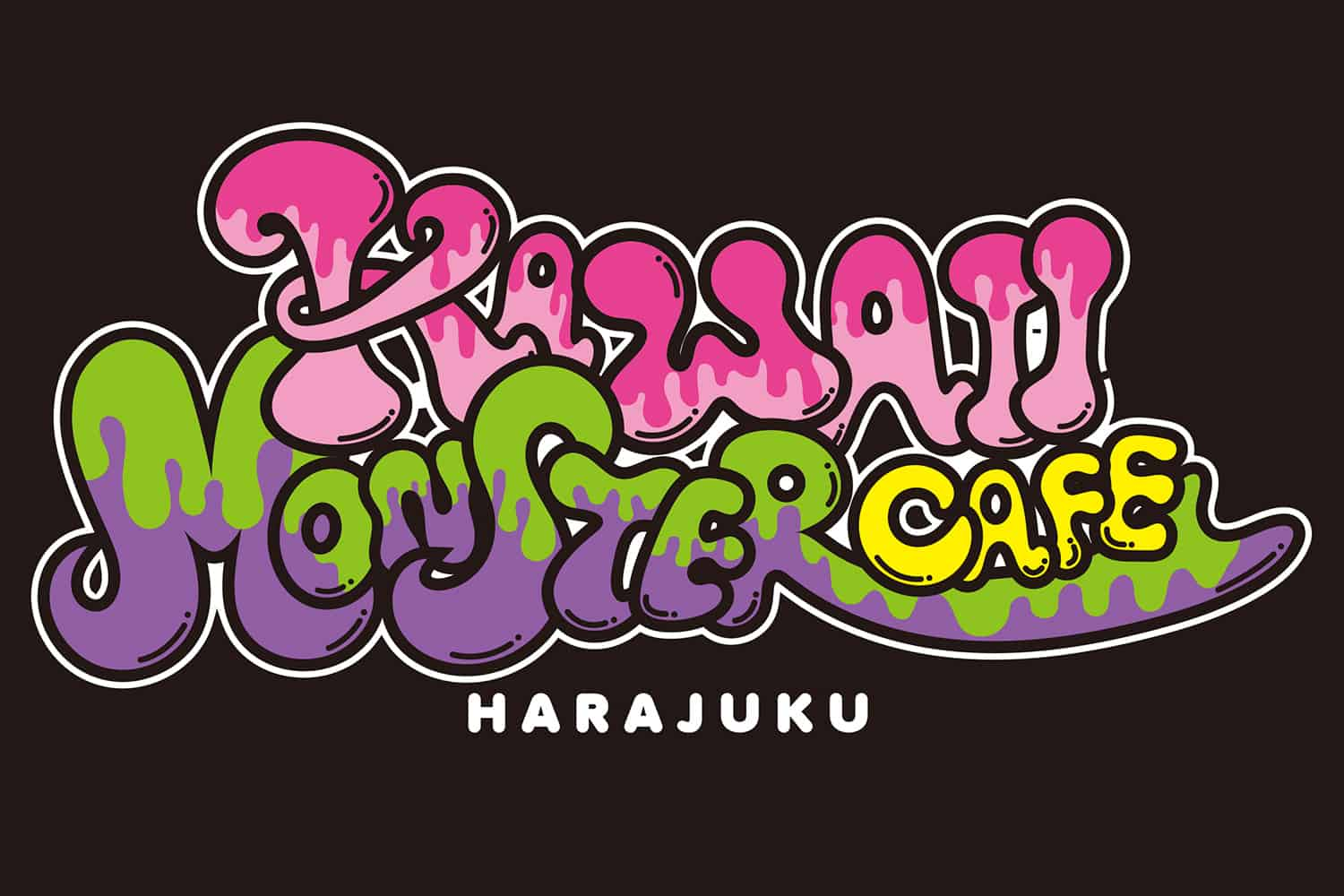 Kawaii Monster Cafe Logo - Best Things to do in Tokyo