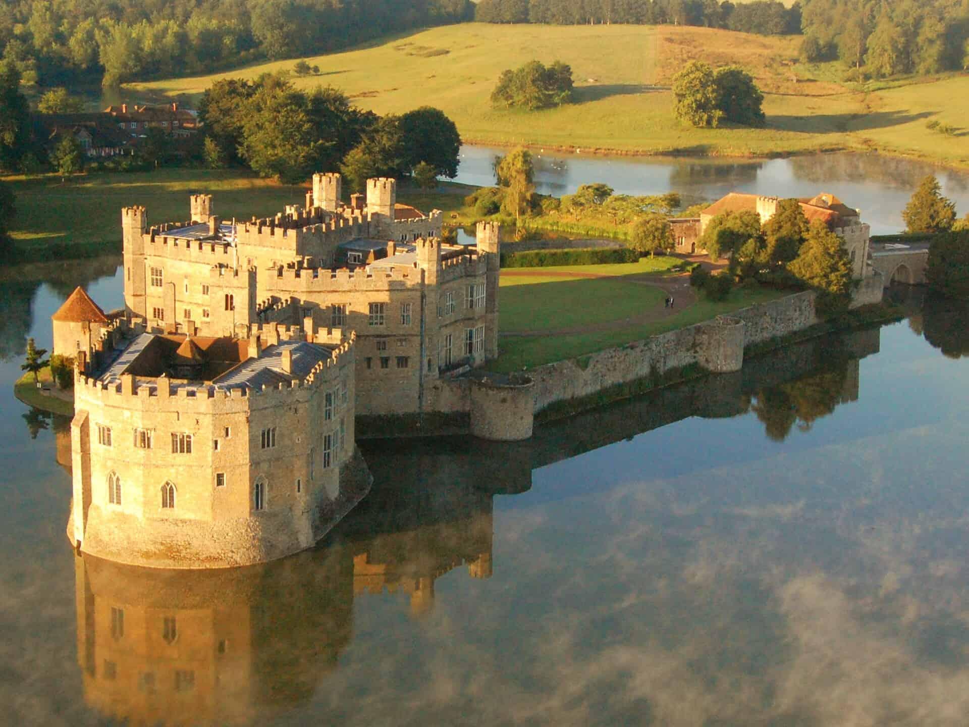 Leeds Castle - Best Castles To Visit in Europe