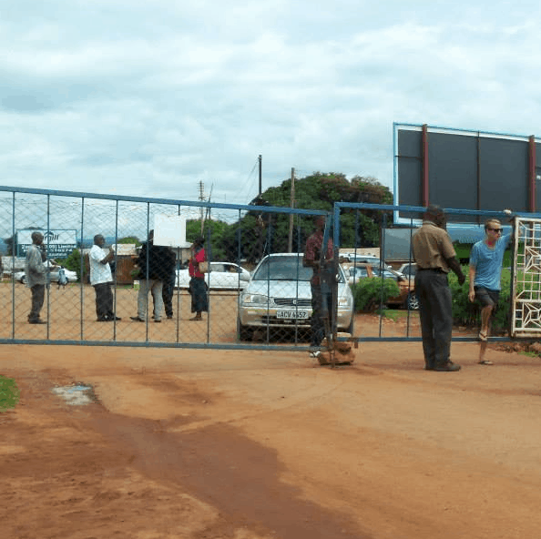 Border Between Zambia and Malawi