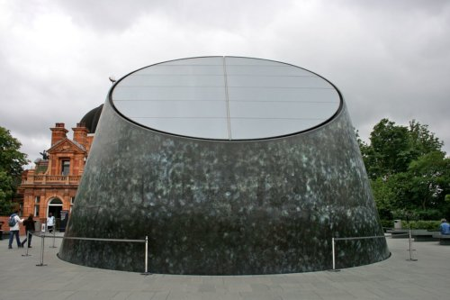 Peter Harrison Planetarium - London With Kids