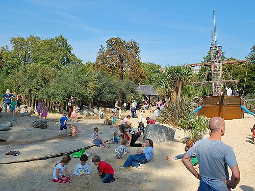 Princess Diana Memorial Playground - London With Kids