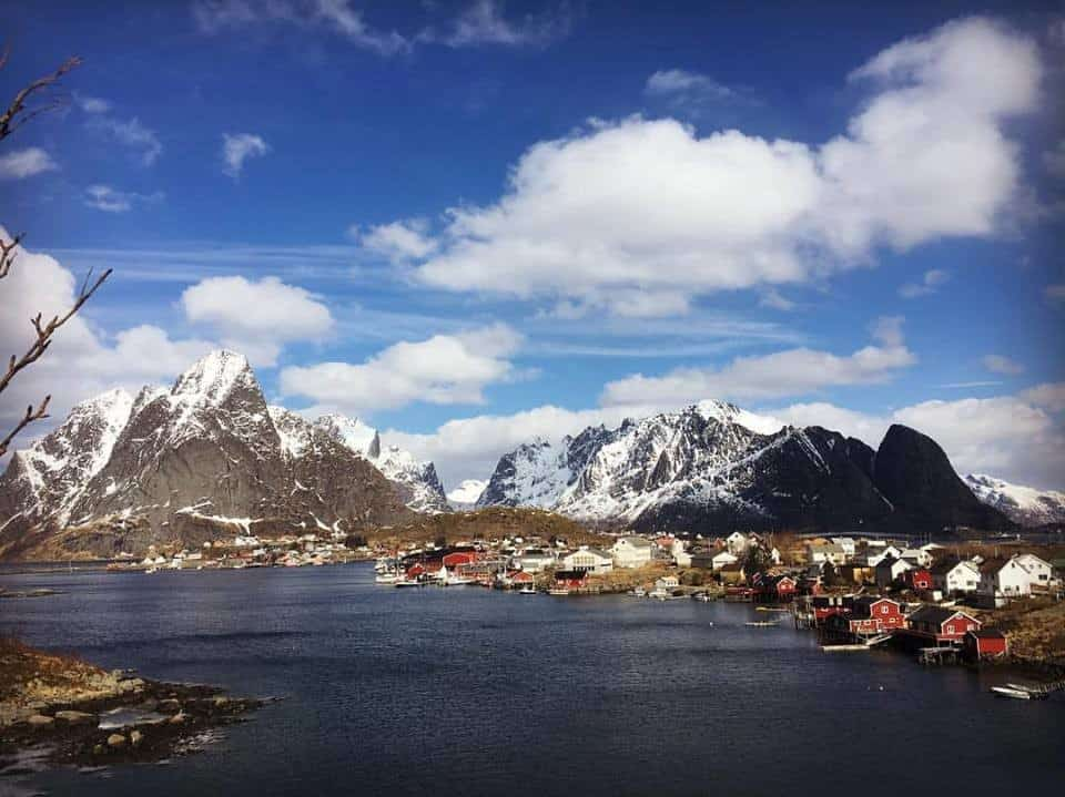 Reine Island - Chasing Northern Lights in Sweden!