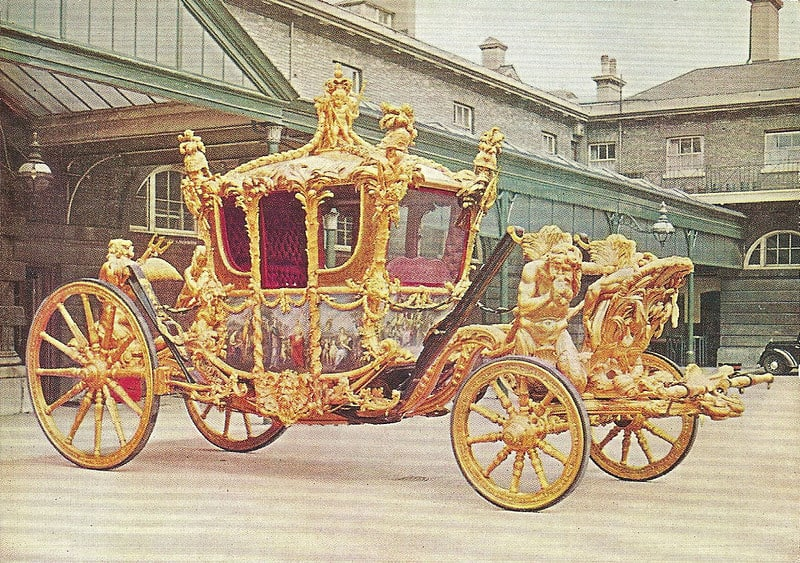 Royal Mews - London With Children