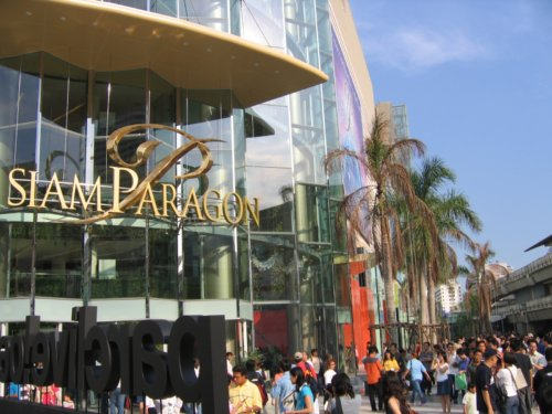 Siam Paragon - Best Places To Visit in Bangkok