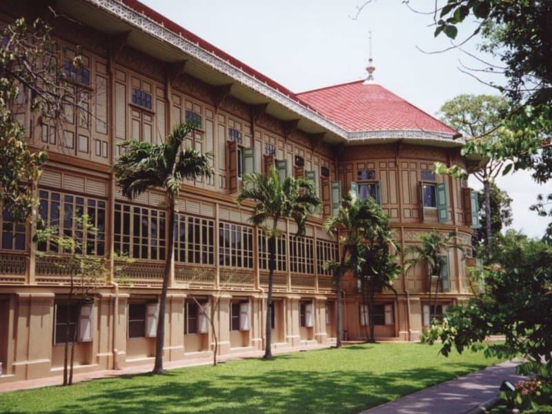 Vimanmek Mansion - Best Places to Visit in Bangkok