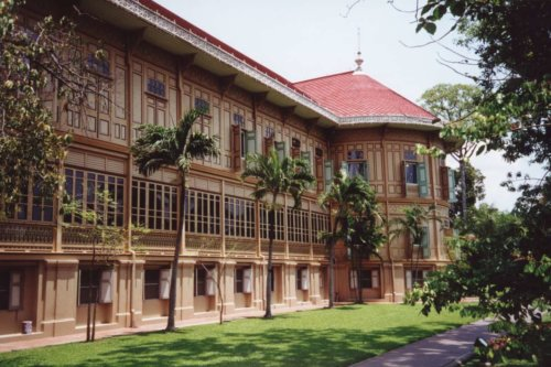 Vimanmek Mansion - Best Places to Visit in Bangkok