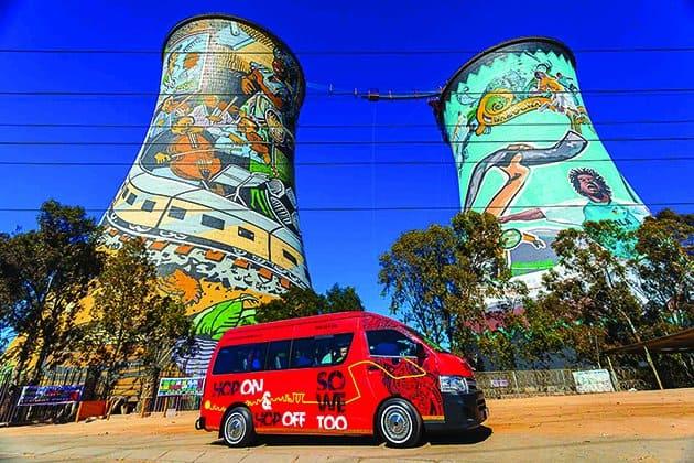 Soweto Towers, Johannesburg