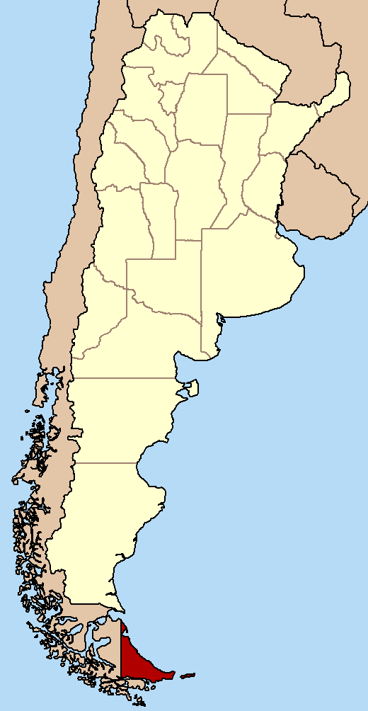 Argentine Provinces - End Of The World