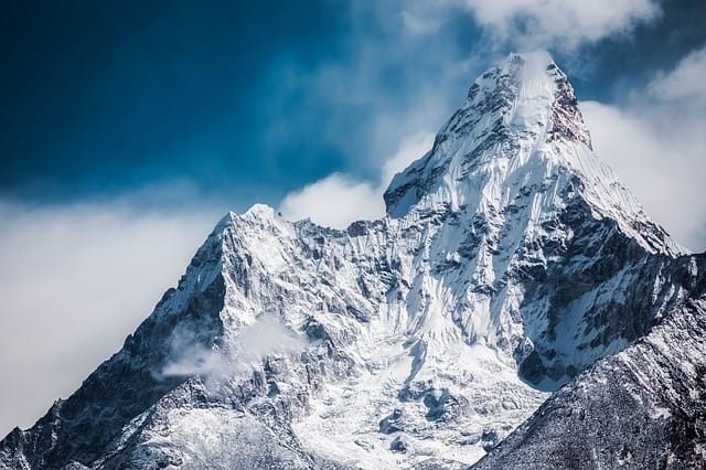 Ama Dablam Basecamp - Best Things to Do in Nepal