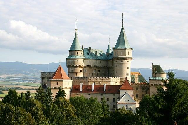 Bojnice Castle - Best Castles To Visit in Europe