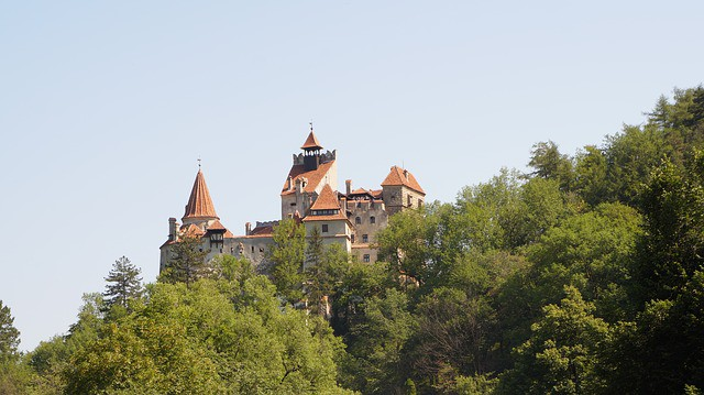 Bran Castle - Best Castles To Visit in Europe