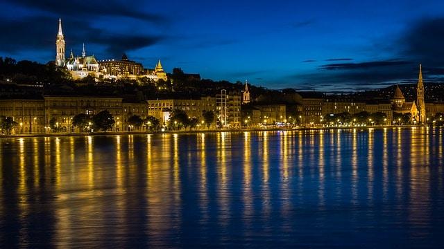 Buda Castle - Best Castles To Visit in Europe