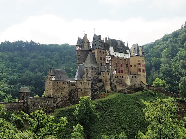 Eltz Castle - Best Castles To Visit in Europe