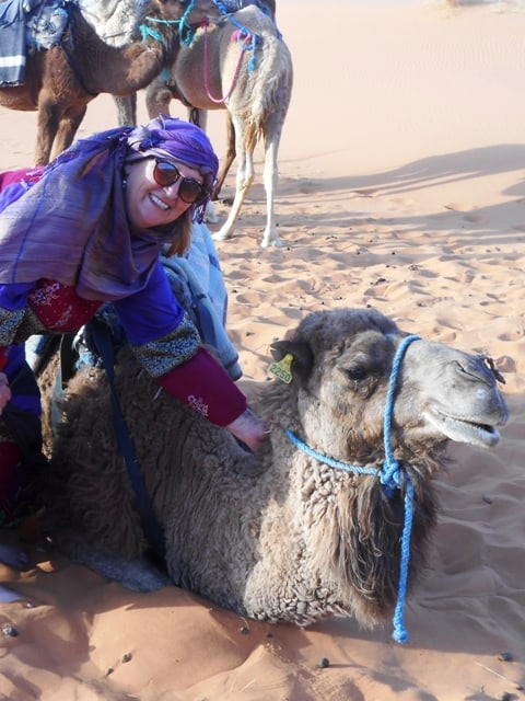 Ride a Camel with Confidence