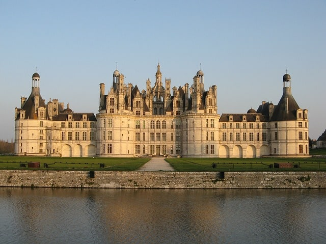 Chambord Castle - Best Castles To Visit in Europe