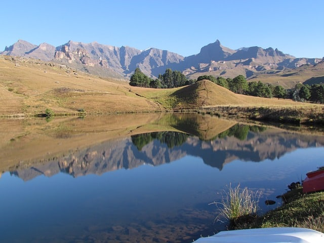 Drakensberg Mountain  - What To Do In South Africa