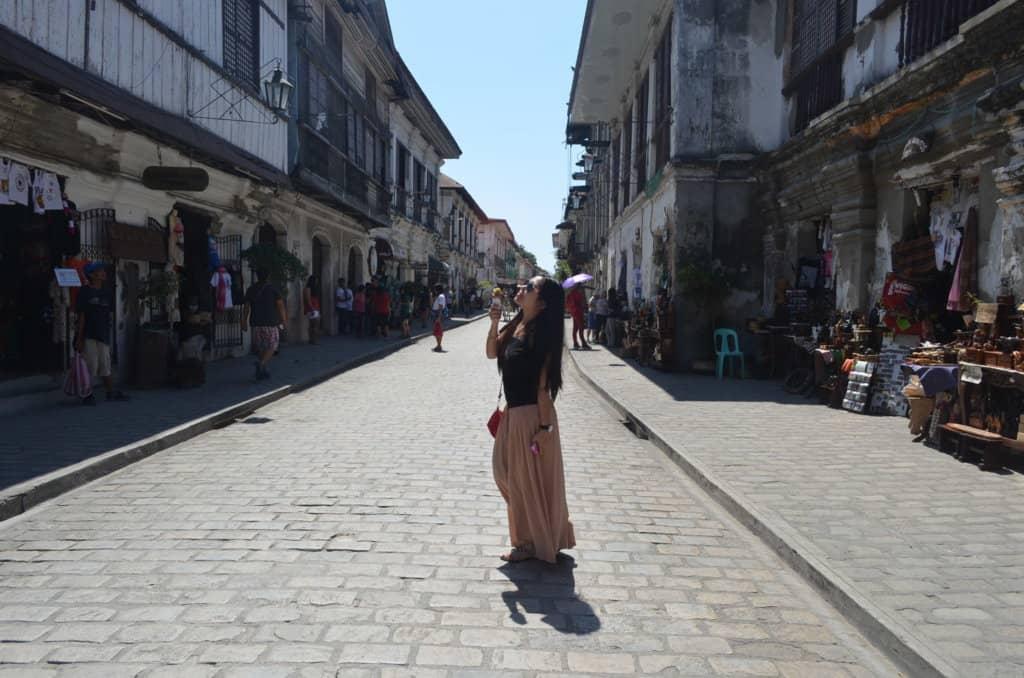 Sunny Vigan Street