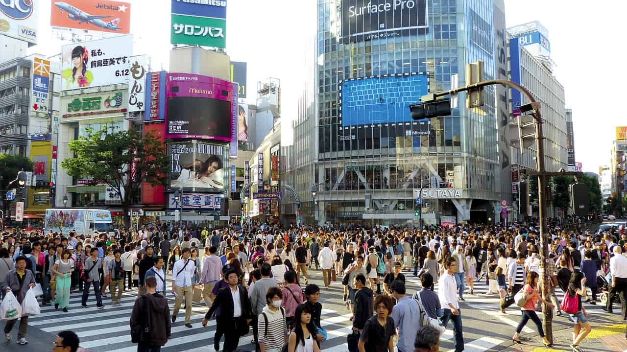 Shibuya Shopping District - Best Things to do in Tokyo