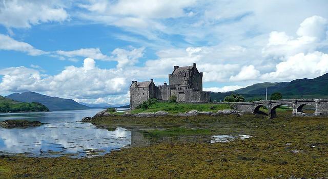 Eilean Donan - Summer Solstice in Bonnie Scotland