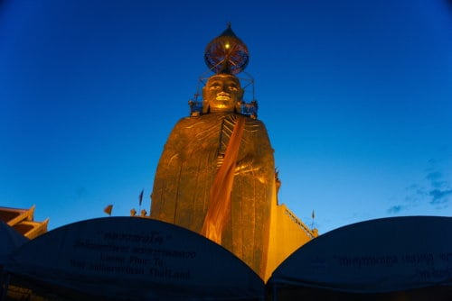Wat Intharawihan Temple - Best Places to Visit in Bangkok