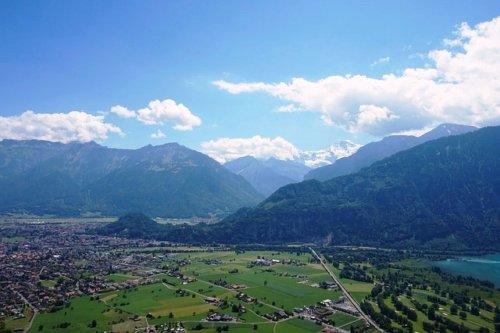 Family Vacation in Interlaken Switzerland