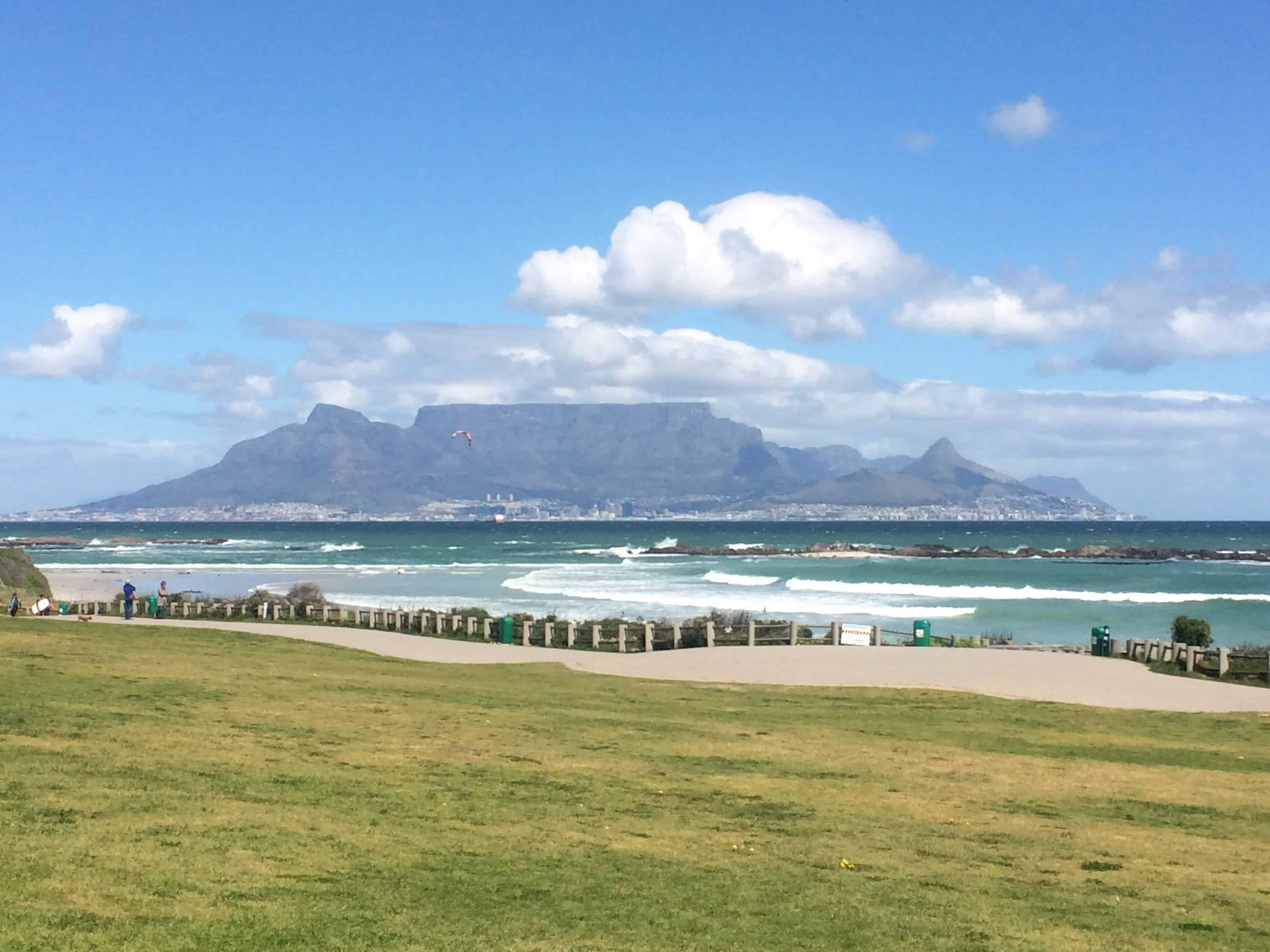 Table Top Mountain, Cape Town