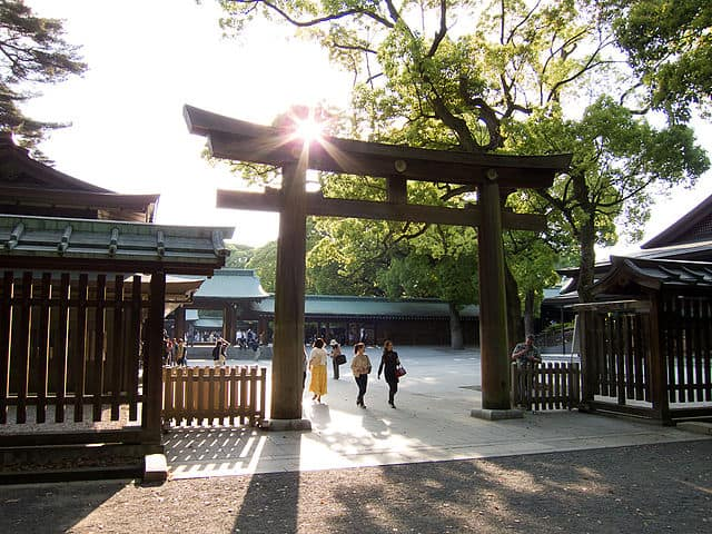 Meiji Jingu - Best Things to do in Tokyo