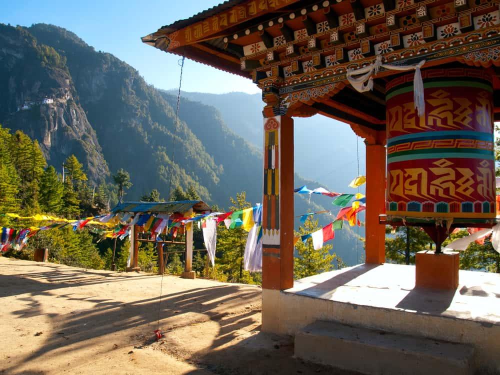 Taktshang monastery