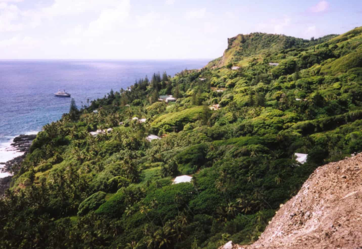 Pitcairn Island - Inhabited Places You Didn't Know Existed