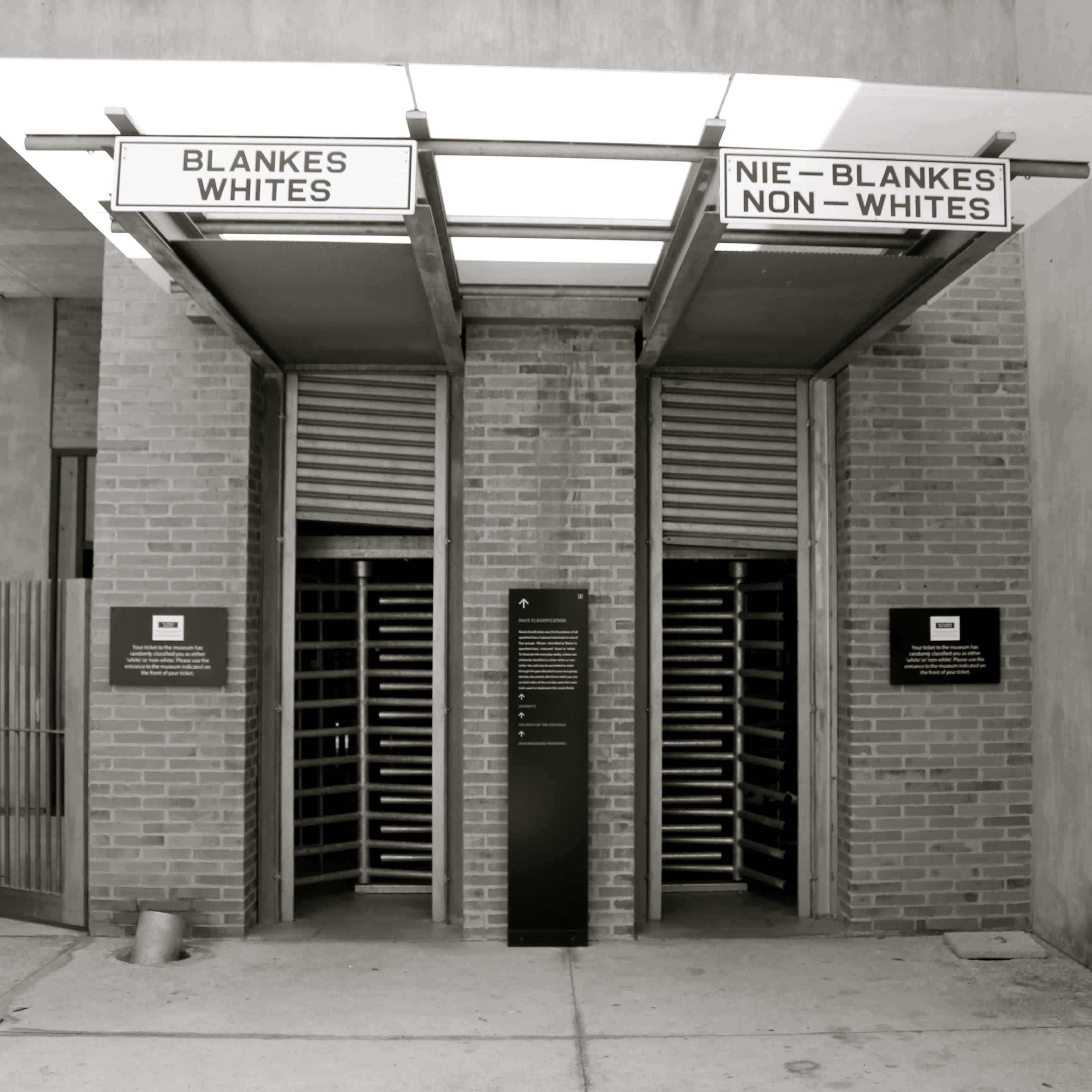 Apartheid Museum - Top South African Destinations