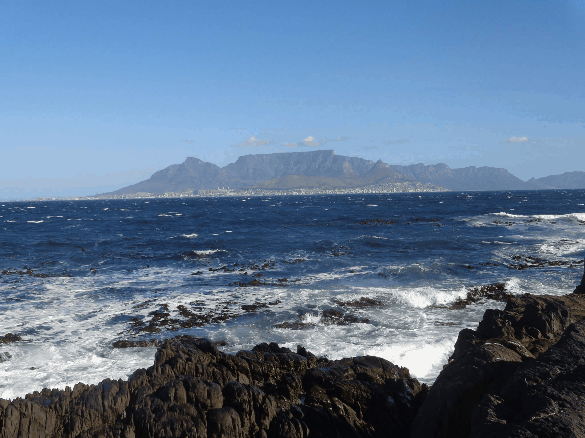 Table Mountain - Top South African Destinations