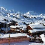 Winter Family Fun in the French Alps