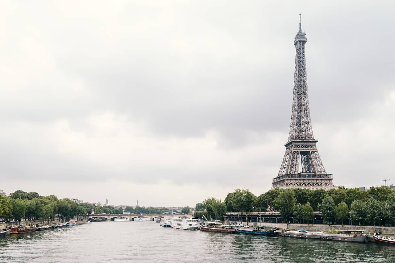 Eiffel Tower - Best Places to Visit in Paris