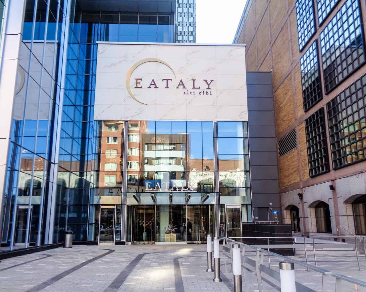 Eataly - Rome With Family