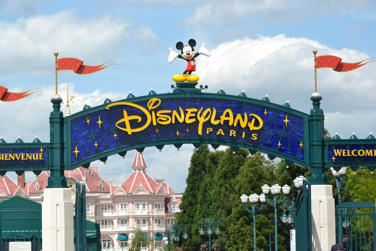Disneyland Paris - Best Places to Visit in Paris