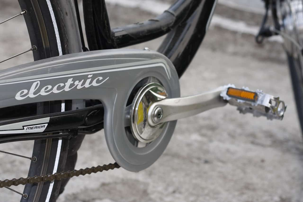Electric Bike - Rome With Family