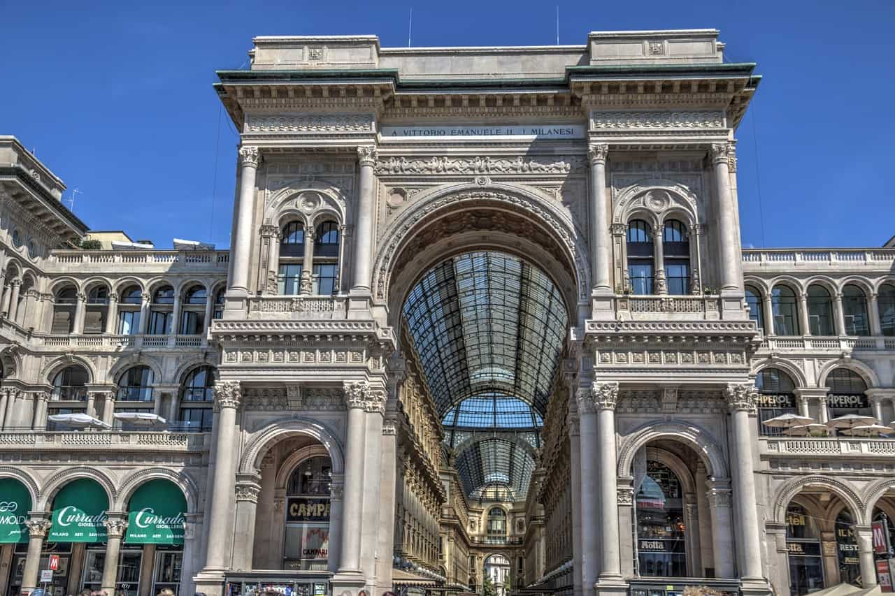 Milan - Family Holiday in Northern Italy
