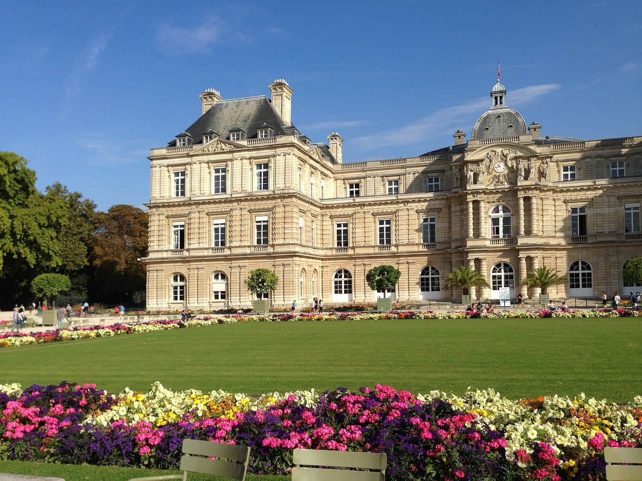 Luxembourg Garden - Best Places to Visit in Paris
