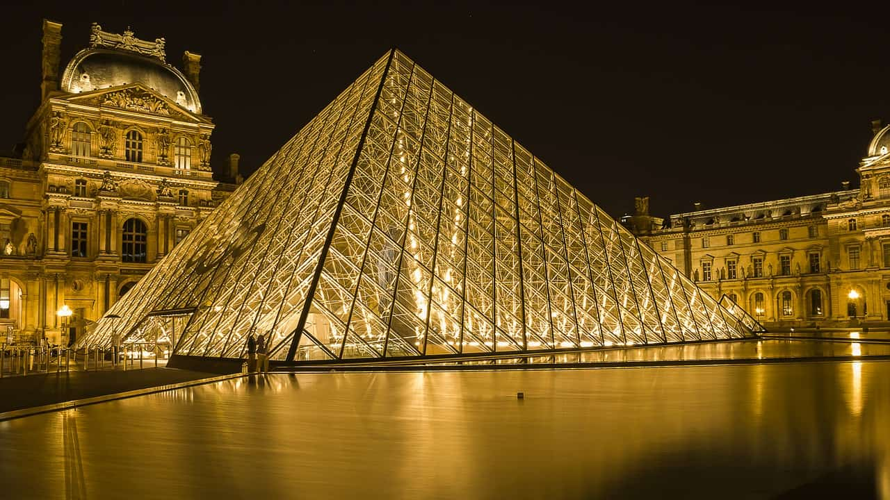 Louvre Museum - Best Places to Visit in Paris