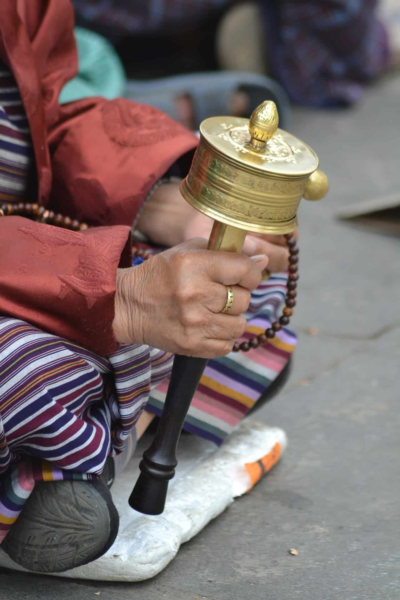 Bhutanese Saint