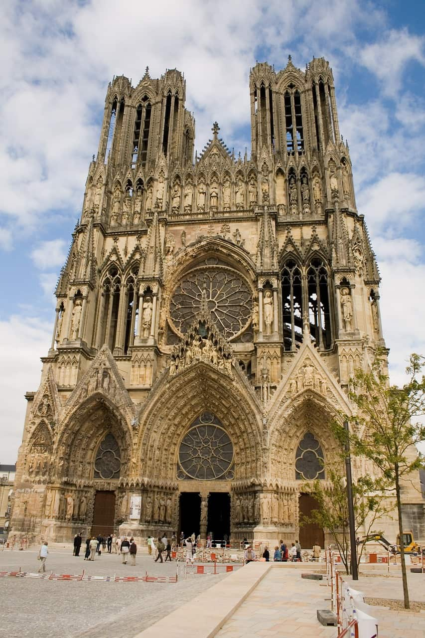 Notre Dame Cathedral - Best Places to Visit in Paris