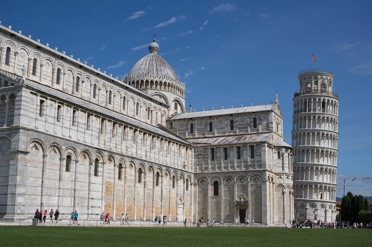 Pisa - Family Holiday in Northern Italy