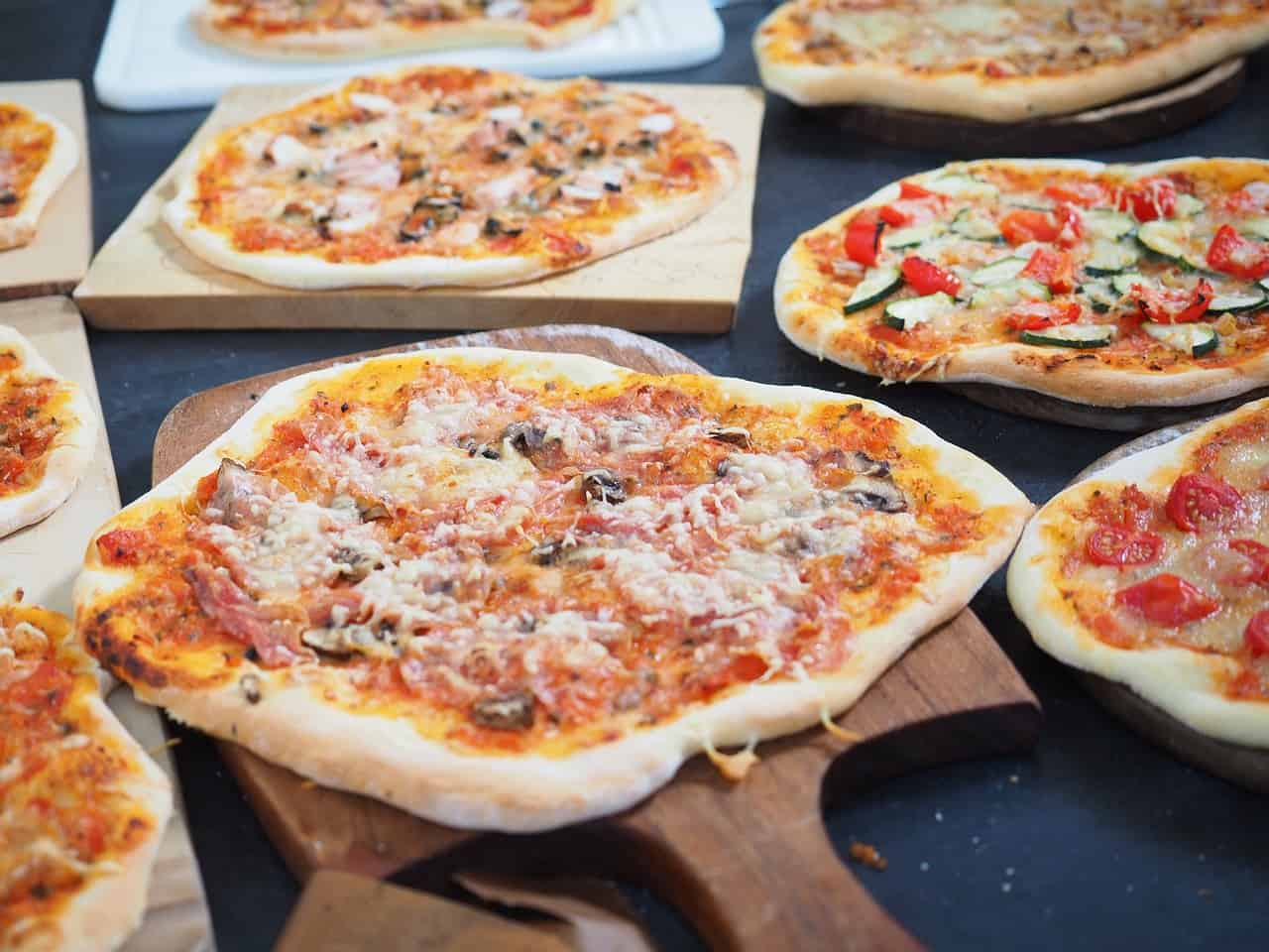 Pizza - Family Holiday in Northern Italy