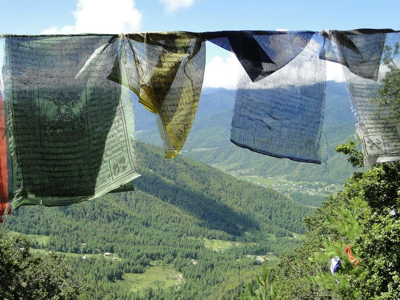 Trekking mountain - Bhutan's Hidden Secrets