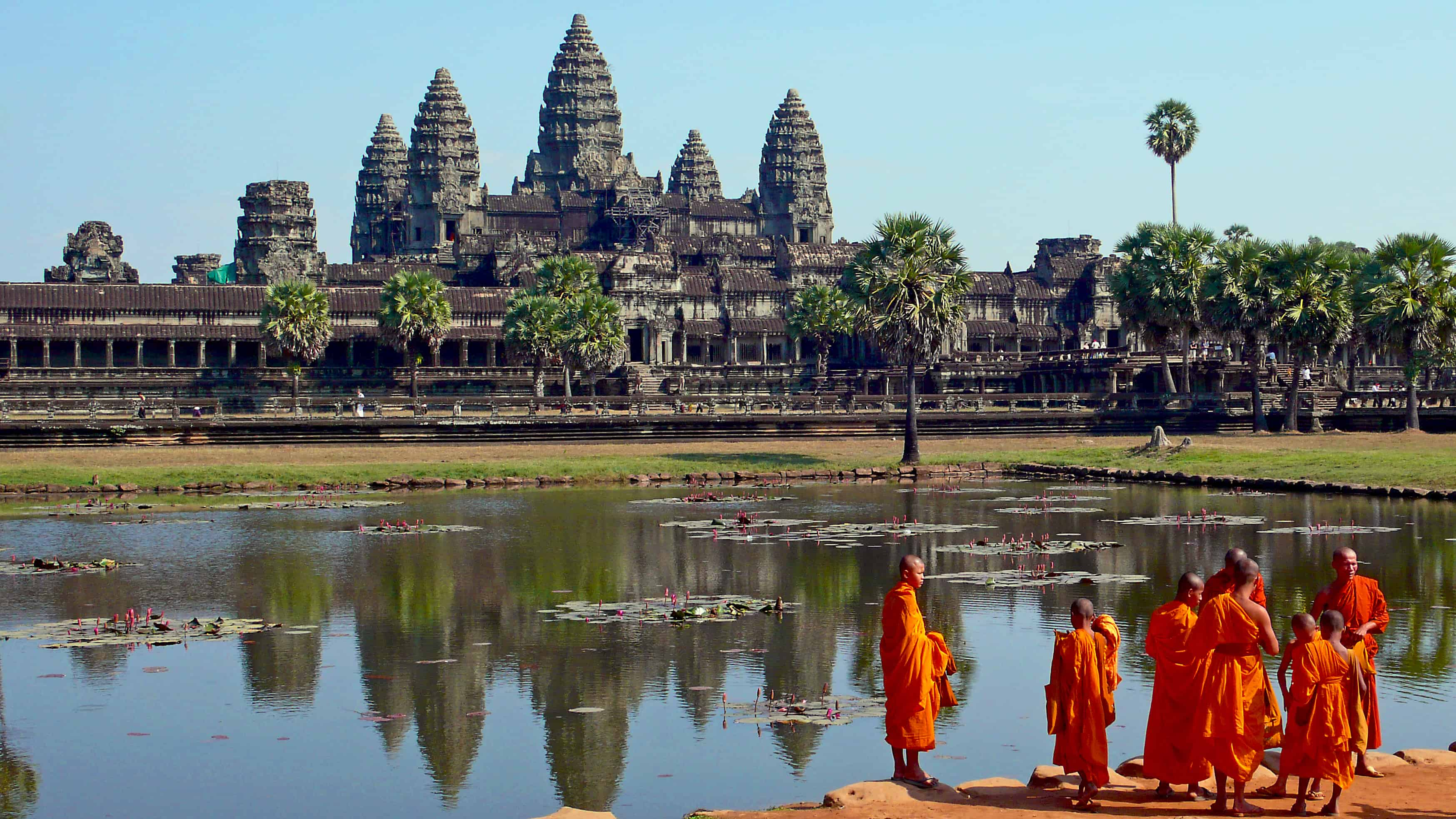 Angkor Wat, Siem Reap, Cambodia - Best Temples in Asia
